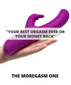 the moregasm rabbit vibrator
