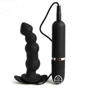 dash 10 function vibrating butt plug