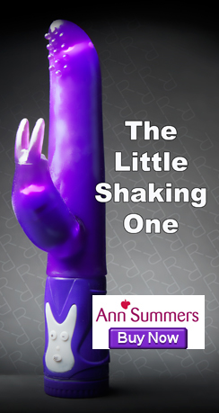 little shaking slim rabbit vibrator ann summers