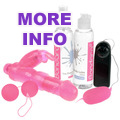 classic aquagasmic vibrator kit