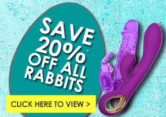 Rabbit vibrator easter offers 2015