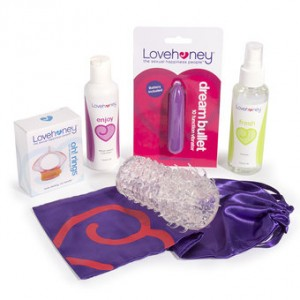 lovehoney sexier life starer kit
